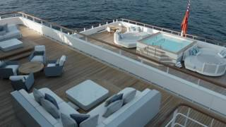 M/Y ULYSSES - A Walkthrough