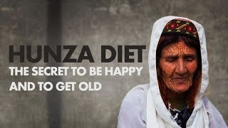 Secret of the HUNZA People They live 120 years , Give Birth Until 65 and Dont Know About Cancer