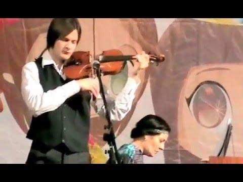 Dmitry Dyachenko-Bruch:Violin Concerto