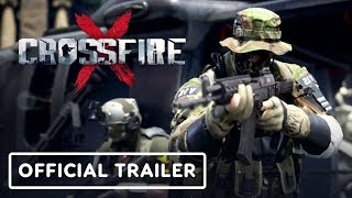 CrossFireX - Official Gameplay Trailer | X019