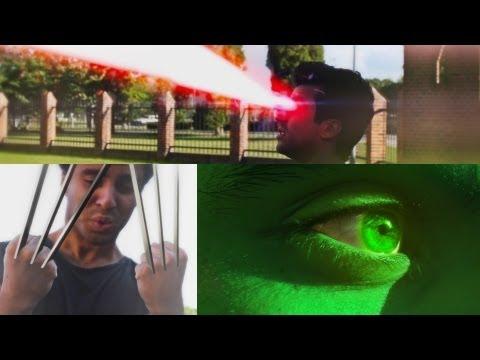 Superheroes Drug / Cyclops, Wolverine, Azazel, Thor and Hulk
