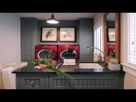 Floor Plan Laundry Room Bathroom Combo