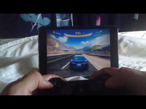IOS Games With PS3 Controller Oceanhorn Asphalt 8