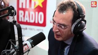 Portrait Marocain de M. Mohamed Amine Sbihi, Ministre de la Culture, le 06/03/2012 sur HIT RADIO !