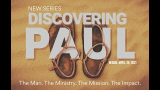 """""""Sunday Morning Live"""" 25 April - Peter Van Breda - Paul- The Man - The Ministry The New Moses"""