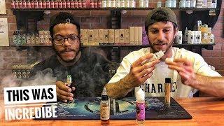 Charlies Chalk Dust / Mr Meringue / Bake Sale E-Liquid Review