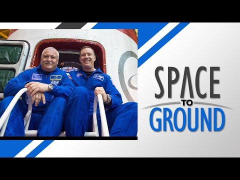 Space to Ground: Spring Time is Launch Time : 04/21/2017