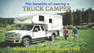 An Introduction to Truck Campers • Guaranty.com