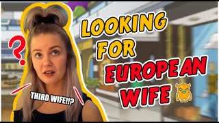 Arab Guy Tries to Find a Wife in Europe