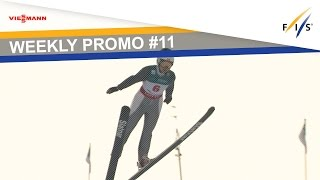 Action-packed Ski Jumping calendar in Norway | FIS Ski Jumping