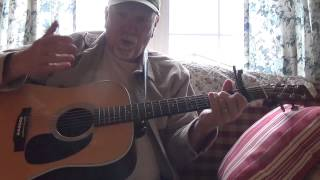 Best 6/8 Fingerstyle Pattern to Accompany Vocals