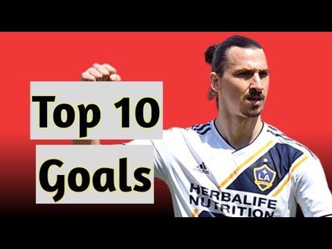 Zlatan Ibrahimovic - Top 10 Goals Worth Watching Again