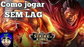 Strike of Kings - Como jogar sem Lag