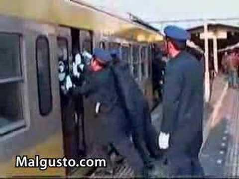 Japanese Train Operations
