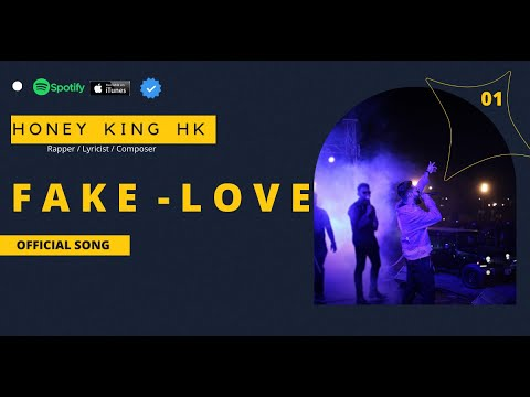TERI YAAD - DEEP SAD RAP SONG || HONEY KING HK  | OFFICIAL MUSIC VIDEO 2017