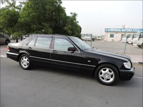 Как купить Мерседес W140 в Дубай ?. How To Buy Mercedes-Benz S600 W140 In DUBAI ?