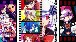 colorful world  piano ver - Persona Q2: New Cinema Labyrinth Soundtrack