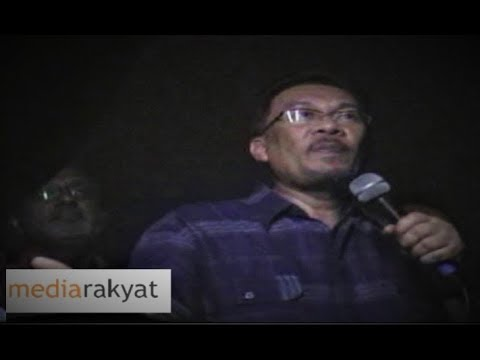 Anwar Ibrahim: Belum Pernah Tengok Begitu Teruk Rasuah, Rompak Hak Rakyat Seperti Berlaku Hari Ini