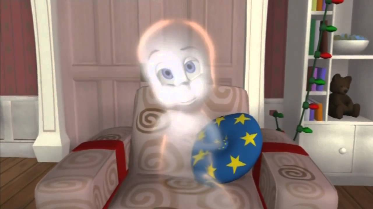 2019 год - Каспер: Рождество призраков (Casper's Haunted Christmas, 2000) - МИР Кино - foboxs.com