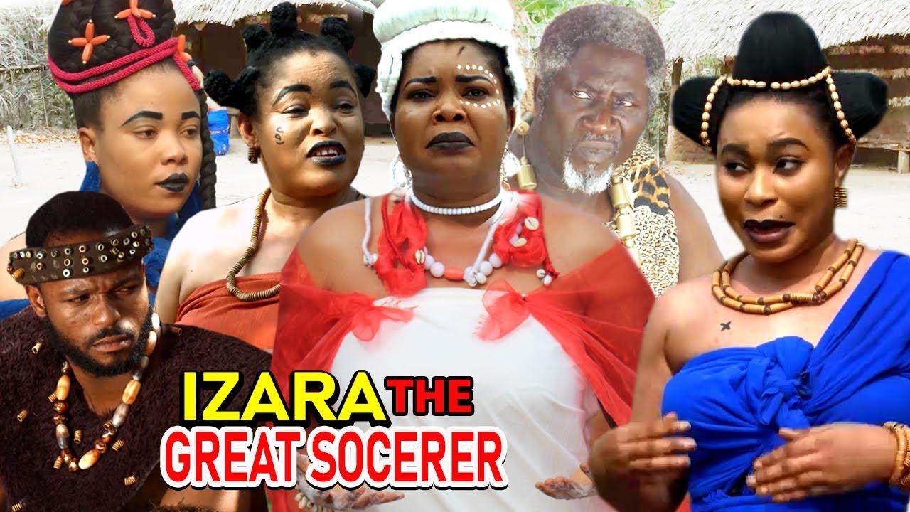 Download IZARA THE GREAT SORCERER SEASON 3&4 NEW MOVIE - 2021 LATEST NIGERIAN NOLLYWOOD EPIC MOVIE