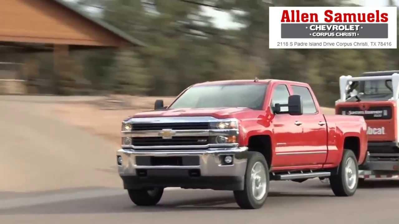 Autonation Chevy Corpus Christi >> Allen Samuels Chevrolet - YouTube