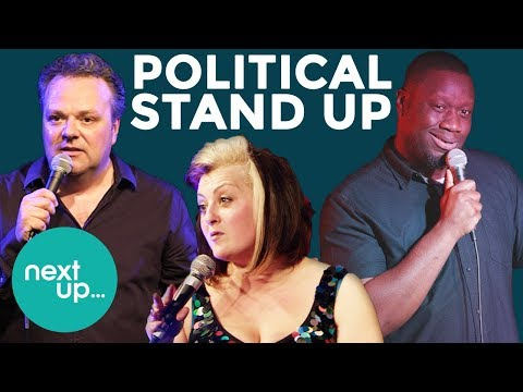 Political Stand Up – Next Up Comedy