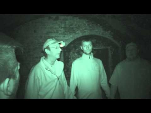 Fort Horsted ghost hunt - 6th June 2015 - Séance Group 1