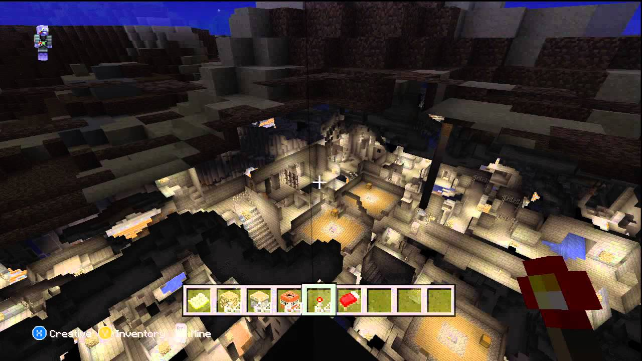 Find my stronghold minecraft