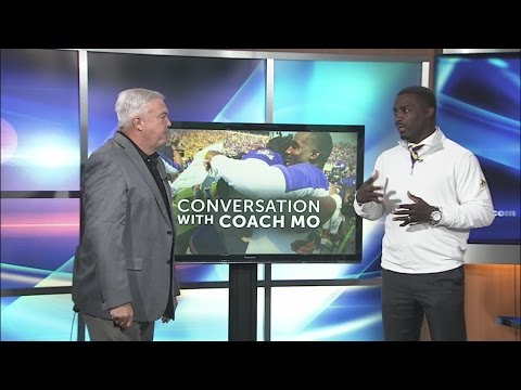 ECU's Coach Scottie Montgomery visits 9OYS Morning Edition