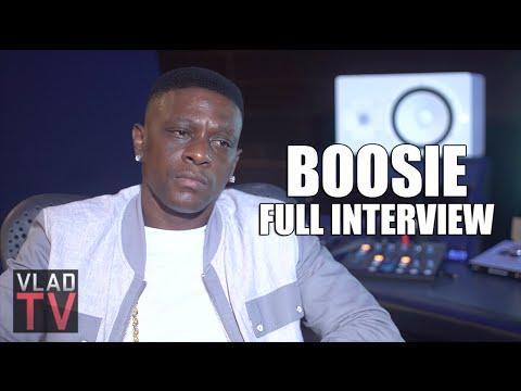 'The Vlad Couch' ft. Boosie BadAzz (Full Interview)