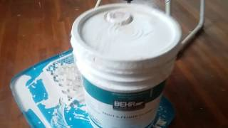Behr Premium Plus Paint & Primer in One from Home Depot Review