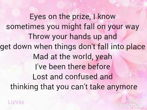 Mackenzie Ziegler-Breathe-Lyrics