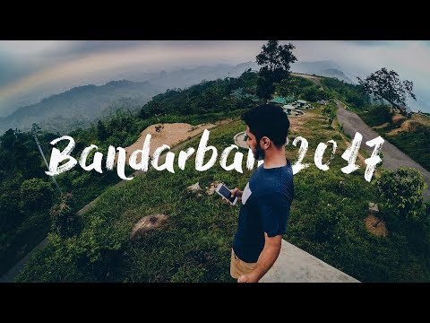 Travel Video - Nilgiri Bandarban Bangladesh - Jamil Vlogs - D5500