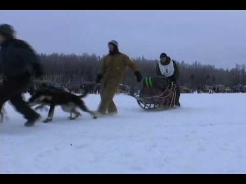 Knik 200 Sled Dog Race