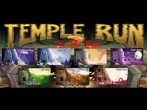 Temple Run 2 Level 8