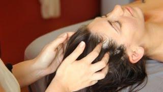 How to Give a Head Massage | Deep Massage