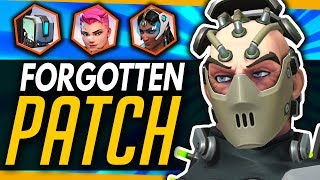 Overwatch | The New PTR Patch That Everybody Forgot About!