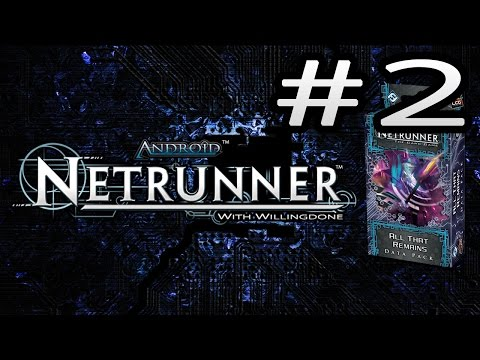 Android Netrunner Data Pack Review: All That Remains - Runner Cards