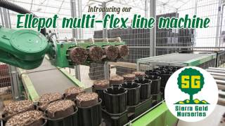 Introducing our Ellepot multi-flex line machine!