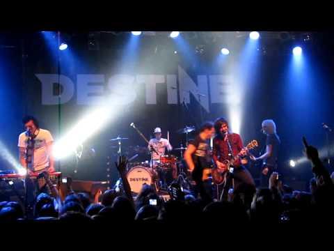 Destine - Where are you now - Live at Tivoli de Helling Utrecht