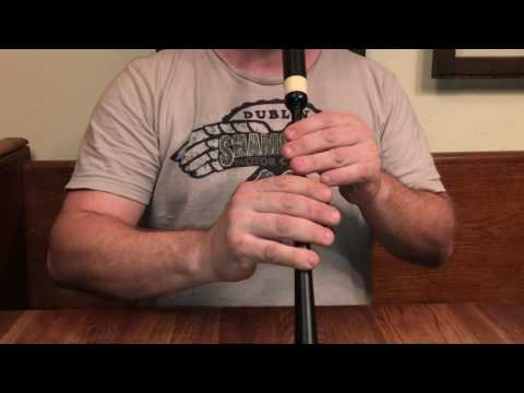 Beginner bagpipe tunes 5. The battle of Waterloo