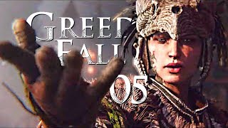 GreedFall (PL) #5 - Polityka (Gameplay PL / Zagrajmy w)