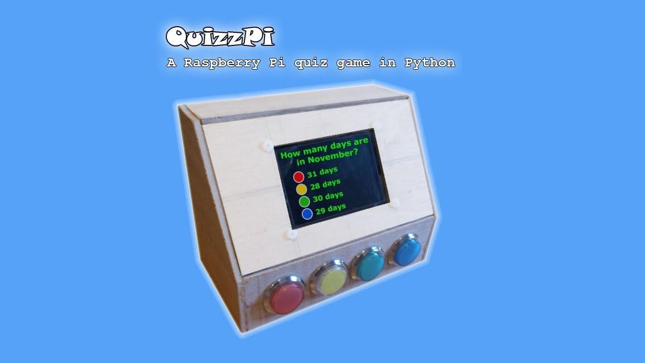 medium resolution of quizzpi a raspberry pi trivia game with python