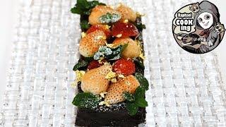 チョコレートガナッシュケーキ【クリスマスケーキ】chocolate ganache cake 【Christmas cake】ラファエルクッキング Raphael cooking