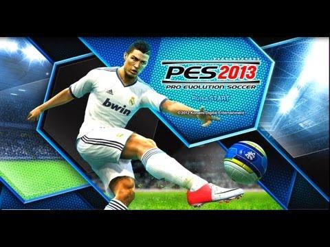 PES 2013 [ DEMO ] Mi primera partida al PES 2013 / My first game at pes 2013!!