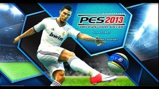 PES 2013 [ DEMO ] Mi primera partida al PES 2013 / My first game at pes 2013!!