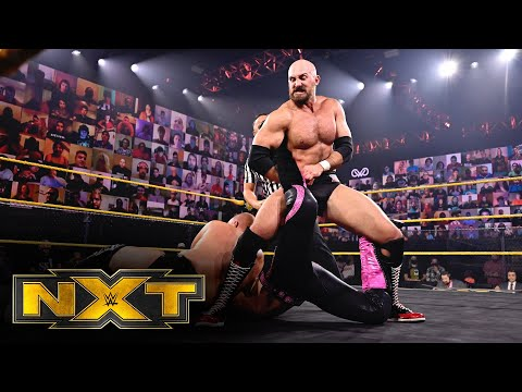 Breezango vs. Danny Burch & Oney Lorcan - NXT Tag Team Championship Match: WWE NXT, Oct. 21, 2020