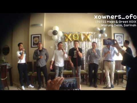 [M&G XOIX] 170722 XOIX sings 2nd single CKMK (9)
