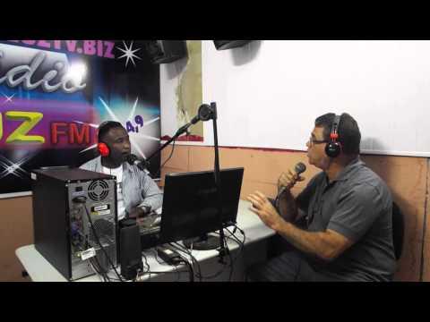 Radio Luz Ribamar e Paco Mirandolla