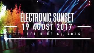 Spot electronic sunset